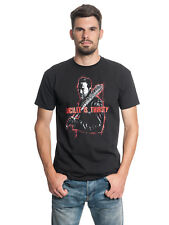 The Walking Dead Lucille IS Camiseta Hombre Negro