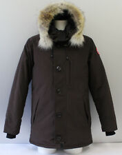 Canada Goose Herren Chateau Jacket div.GR Col.WOOD Parka Occasion-Store (Z)