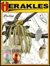 Artificial spinning alambre bait Herakles Aplanador Spinnerbait 1/2 oz