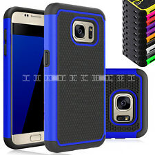 Samsung Galaxy S8 S8+ S7 S7 Edge S6 S6 Edge S3 S3 Mini Shock Proof Case Cover