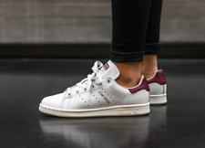 Adidas scarpe uomo donna  Stan Smith originals  collegiate/burgundy