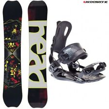 Set tabla snowboard head good 152 y fijaciones fastec
