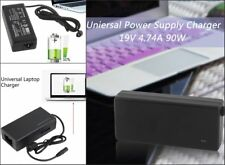 Universal Power Supply Charger Cord Charging Adapter AC For Laptop Notebook hf