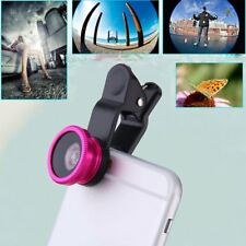 180Degree 3 in1 Clip On  Wide Angle Macro Lens for Smartphone ra