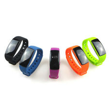 ID107 Smart Watch Heart Rate Monitor Pedometer Remote Camera Anti-Lost