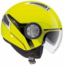 Casco jet moto con visierino interno per il sole Givi Air Jet YELLOW