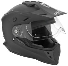 ROCC 780 Casco per enduro fuoristrada casco cross quad CASCO CON VISIERA