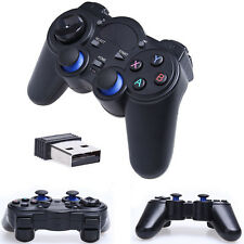 REGALO^ 2.4G Wireless Gioco JOYSTICK Tappetino PER ANDROID BOX TABLET