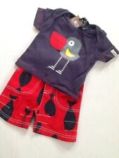 BNWT Lilly & Sid Baby Boys T Shirt & Shorts 2 Piece Outfit