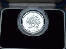 Royal Mail Silver Proof One pound Coins- choose year COA