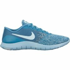 Nike Ladies Flex Contact Running Shoes - Noise Aqua