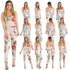 Womens onepiece Romper cami strappy cat jumpsuit All in One Dress Playsuit