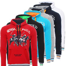 Geographical Norway uomo Freetown Inverno Felpa Allenamento Pullover Polo