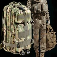 9 color 3P Outdoor Tactical Backpack 30L Military bag Army Trekking Sport Travel