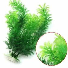Hot Sale Artificial Aquarium Plant Decoration Fish Tank Submersible Flower Grass