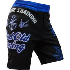 Shorts Hardcore Training Good Old Boxing Hombre Pantalones Cortos MMA Fitness