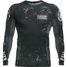 Rashguard Hardcore Training Sons Of Hardcore Hombre Compresión superior MMA Fitn