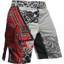 Shorts Hardcore Training Viking 2.0 Hombre Pantalones Cortos MMA Fitness