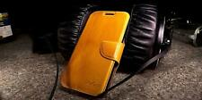 Akira Manufactura Cuero Genuino Funda Nokia Lumia 630 Billetera Wallet Farbe
