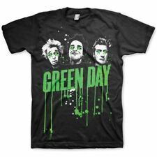 Green Day ' Drips ' T-SHIRT - Nuevo y Oficial