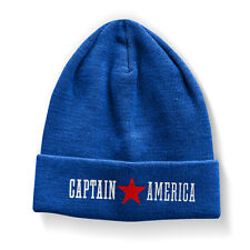 Officially Licensed Captain America Beanie
