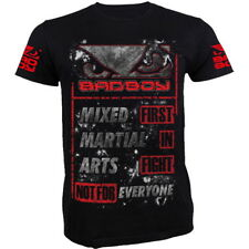 T-Shirt Bad Boy MMA - Red - Limited Edition Homme MMA Fitness Training