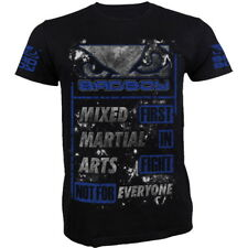 T-Shirt Bad Boy MMA - Blue - Limited Edition Homme MMA Fitness Training