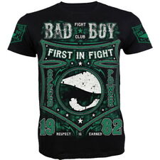 T-Shirt Bad Boy Eye Green - Limited Edition Homme MMA Fitness Training