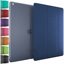 "Magnetic Slim PU Leather Smart Cover Case For Apple iPad Pro 12.9"" Air 2 Mini 4"