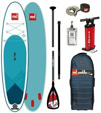 Red Paddle CO 10.6 'Ride MSL Set Paquete STAND UP PADDLE SUP Board