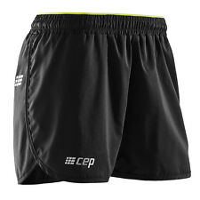 CEP Loose Fit Corto Running Mujer Negro