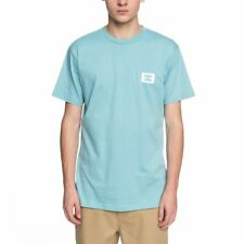 DC Shoes Stage Bos Ss  Camiseta Azul Hombre EDYZT03742-BHA0