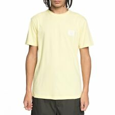 DC Shoes Stage Bos Ss  Camiseta Amarillo Hombre EDYZT03742-YZL0
