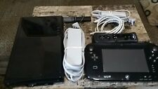 White 8GB or Black 32GB Wii U Console System FULLY LOADED!!! OR Wii U Game CASE