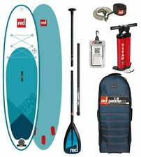 Red Paddle CO 10.8 'Ride MSL Set Paquete STAND UP PADDLE SUP Board