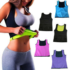 Sweat chaud MODELANT amincissant taille Baskets Serre-Taille Yoga gilet