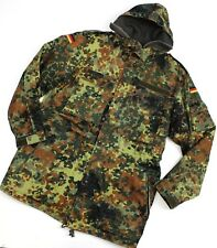 GERMAN ARMY PARKA WITH LINER IN FLECKTARN CAMO