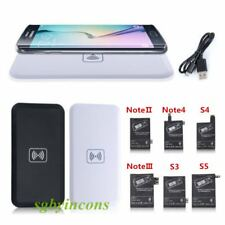 Samsung Galaxy S3/5 Note2/3 I Qi Wireless Charger Charging Pad/ Receiver Kit kr