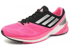 Adidas Women's Adizero Tempo 6 Lightweight Running Trainers M25620 Pink UK 8.5