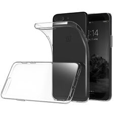 New Ultra Thin Slim Crystal Clear TPU Gel Silicone Case Cover For OnePlus Phones