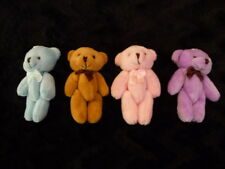 NEW - Teddy Bears - Small Cute And Cuddly - Gift Present Birthday Christmas