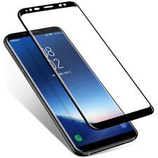 For Samsung S9 S8 Plus Note 8 3D Tempered Glass/PET Curved Screen Protector PRI1