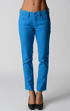 Ralph Lauren Womens Skinny Jeans Turquoise Blue Wash Pants Gift For Her NWT