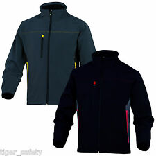 DELTA PLUS PANOPLY mysen D-MACH NERO Giacca in softshell leggero