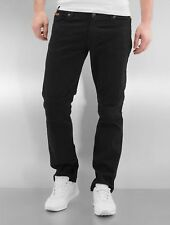 Rocawear Herren Jeans / Straight Fit Jeans Quilted