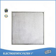 18x20x1 Lifetime Warranty Electrostatic AC Furnace Air Filter Permanent Washable