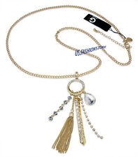 G DI COLLANA GUESS COLLANA CIONDOLO COLLANA ORO STRASS Beauty ca.70 cm