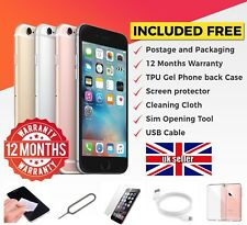 Apple iPhone 6 - 16GB / 64GB - Factory Unlocked - Various Colours + Accessories