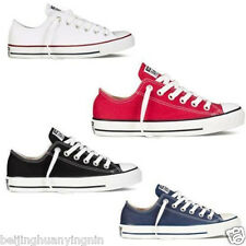 New Men& Women ALL STARs Chuck Taylor Ox Low Top casual Canvas Sneakers shoes