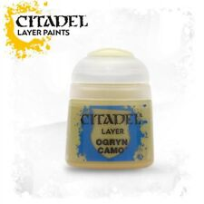 OGRYN CAMO Citadel paint colore acrilico layer 12 ml Warhammer Games Workshop